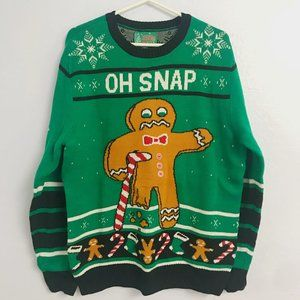 NEW Ugly Christmas Xmas Sweater Size XL